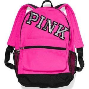 PINK Victoria's Secret Campus BackPack Bookbag